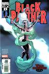 Cover for Black Panther (Marvel, 2005 series) #8 [Direct Edition]