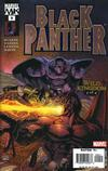 Cover for Black Panther (Marvel, 2005 series) #9 [Direct Edition]