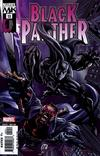 Cover for Black Panther (Marvel, 2005 series) #12 [Direct Edition]