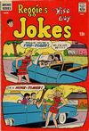 Cover for Reggie's Wise Guy Jokes (Archie, 1968 series) #1