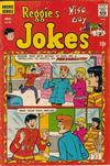 Cover for Reggie's Wise Guy Jokes (Archie, 1968 series) #3