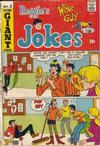 Cover for Reggie's Wise Guy Jokes (Archie, 1968 series) #5