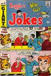 Cover for Reggie's Wise Guy Jokes (Archie, 1968 series) #6