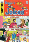 Cover for Reggie's Wise Guy Jokes (Archie, 1968 series) #11