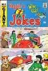 Cover for Reggie's Wise Guy Jokes (Archie, 1968 series) #12