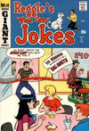 Cover for Reggie's Wise Guy Jokes (Archie, 1968 series) #14