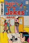 Cover for Reggie's Wise Guy Jokes (Archie, 1968 series) #16