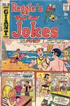 Cover for Reggie's Wise Guy Jokes (Archie, 1968 series) #18