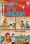 Cover for Reggie's Wise Guy Jokes (Archie, 1968 series) #19