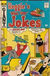 Cover for Reggie's Wise Guy Jokes (Archie, 1968 series) #20