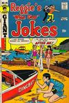 Cover for Reggie's Wise Guy Jokes (Archie, 1968 series) #26