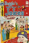 Cover for Reggie's Wise Guy Jokes (Archie, 1968 series) #27