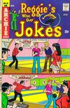 Cover for Reggie's Wise Guy Jokes (Archie, 1968 series) #32