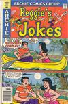 Cover for Reggie's Wise Guy Jokes (Archie, 1968 series) #51