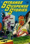 Cover for Strange Suspense Stories (Fawcett, 1952 series) #2