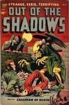 Cover for Out of the Shadows (Pines, 1952 series) #6