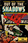 Cover for Out of the Shadows (Pines, 1952 series) #13