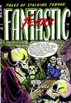 Cover for Fantastic Fears (Farrell, 1953 series) #4