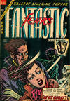 Cover for Fantastic Fears (Farrell, 1953 series) #8