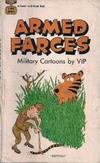 Cover for Armed Farces Military Cartoons by VIP (Gold Medal Books, 1969 series) #D2101