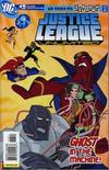 Cover for Justice League Unlimited (DC, 2004 series) #13