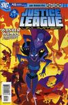 Cover for Justice League Unlimited (DC, 2004 series) #14