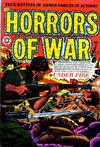 Cover for The Horrors (Star Publications, 1953 series) #12