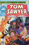 Cover for Marvel Classics Comics (Marvel, 1976 series) #7 - Tom Sawyer
