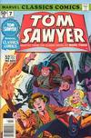 Cover for Marvel Classics Comics (Marvel, 1976 series) #7 - Tom Sawyer