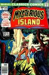 Cover for Marvel Classics Comics (Marvel, 1976 series) #11 - Mysterious Island