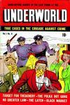 Cover for Underworld (D.S. Publishing, 1948 series) #v1#6