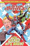 Cover for Captain Confederacy (SteelDragon Press, 1986 series) #1