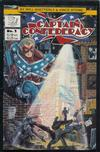 Cover for Captain Confederacy (SteelDragon Press, 1986 series) #2