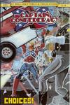 Cover for Captain Confederacy (SteelDragon Press, 1986 series) #3