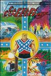 Cover for Captain Confederacy (SteelDragon Press, 1986 series) #7
