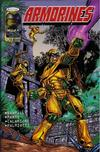Cover for Armorines (Acclaim / Valiant, 1999 series) #1