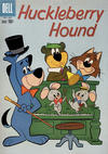 Cover for Huckleberry Hound (Dell, 1960 series) #8