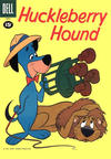 Cover for Huckleberry Hound (Dell, 1960 series) #10