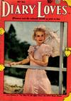 Cover for Diary Loves (Quality Comics, 1949 series) #5