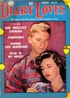 Cover for Diary Loves (Quality Comics, 1949 series) #24