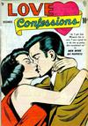 Cover for Love Confessions (Quality Comics, 1949 series) #2