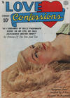 Cover for Love Confessions (Quality Comics, 1949 series) #3