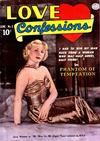 Cover for Love Confessions (Quality Comics, 1949 series) #5