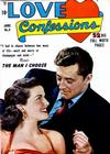 Cover for Love Confessions (Quality Comics, 1949 series) #9