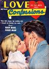Cover for Love Confessions (Quality Comics, 1949 series) #10
