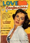 Cover for Love Confessions (Quality Comics, 1949 series) #15