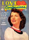 Cover for Love Confessions (Quality Comics, 1949 series) #19