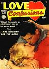Cover for Love Confessions (Quality Comics, 1949 series) #22