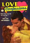 Cover for Love Confessions (Quality Comics, 1949 series) #24