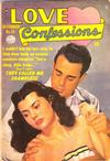 Cover for Love Confessions (Quality Comics, 1949 series) #25